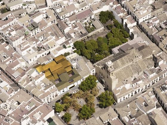 Ajerquía de Córdoba – concurso para un centro cívico