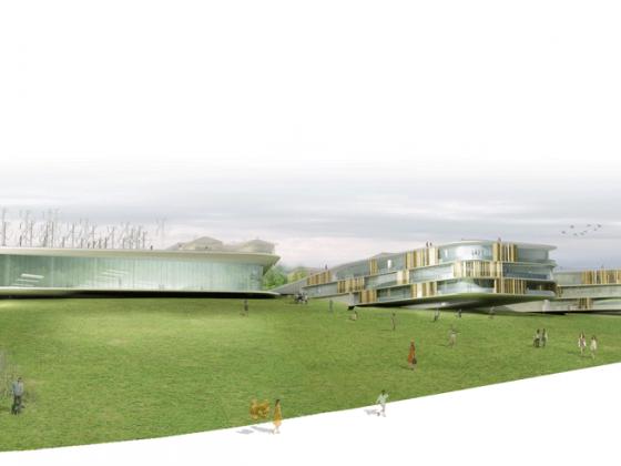 UIMP – concurso para la ampliación del campus universitario