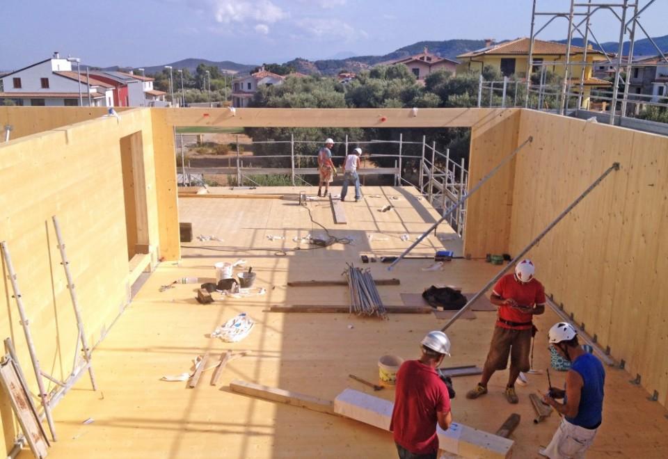 Nueva sede cooperativa La Clessidra – jardín de infancia, ludoteca y oficinas