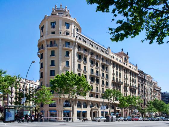 Paral·lel 192 – rehabilitación de fachadas y reconstruccion de balcones