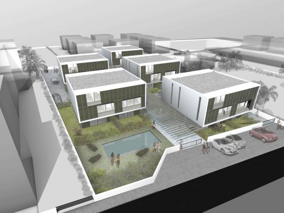 Cala d'en Bou – propuesta de ordenación para 30 viviendas