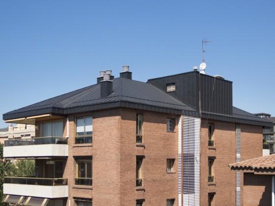 Alt de Gironella 65 – sustitución funcional de cubierta