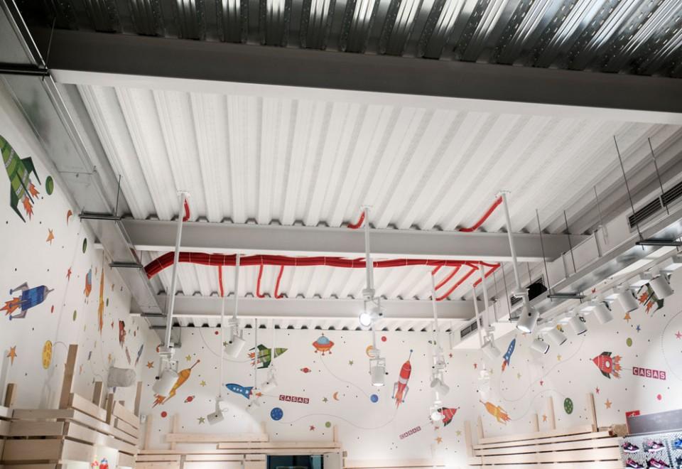 CASAS Girona – ampliación y reforma de local comercial