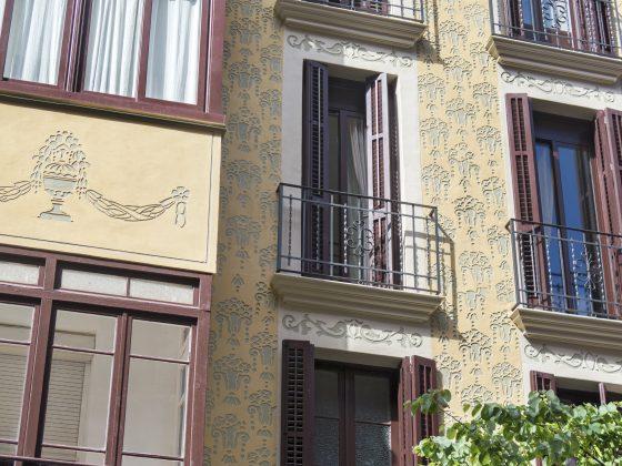 Xifré 13 – Reparación estructural y rehabilitación de fachadas exteriores