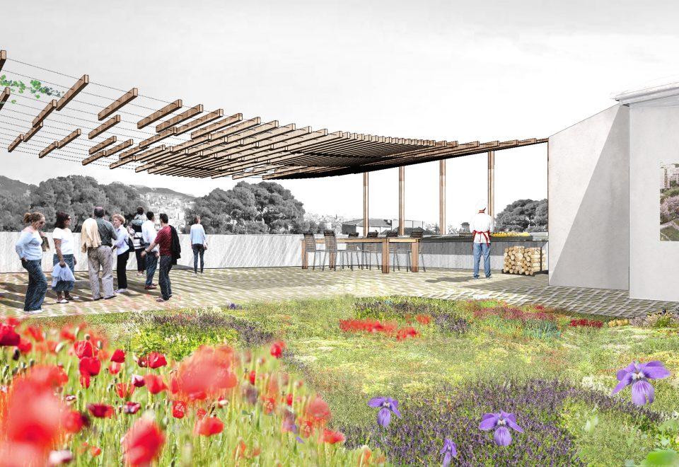 Terrats Vius – proyecto piloto de rehabilitación energética de cubiertas