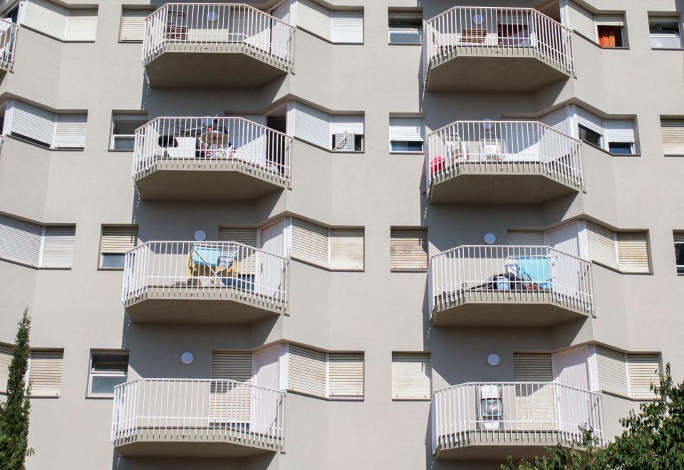 Sor Eulàlia d'Anzizu 11 – Rehabilitación energética de fachadas exteriores