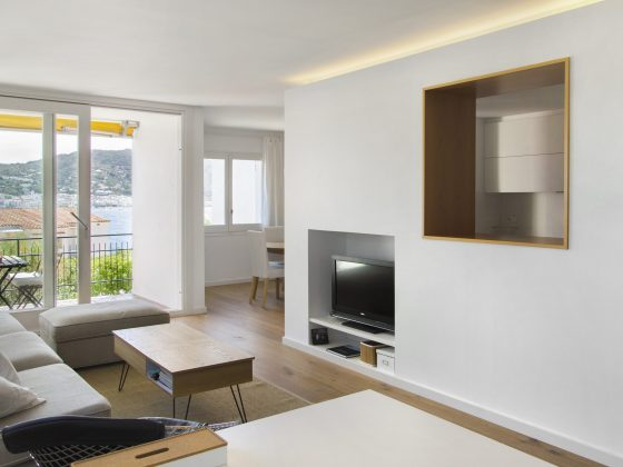 Port de la Selva – reforma interior de apartamento